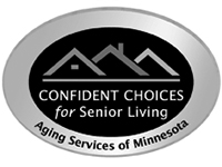 Confident Choices For Senior Living Logo
